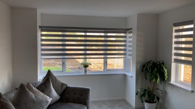 Day & Night / Mirage Blinds fitted in Ayrshire