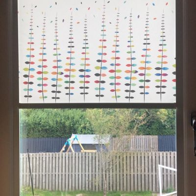 Intu Roller Blind Fitted in Ayrshire