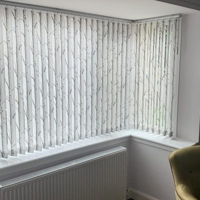 Vertical Blinds Fitted in Ayrshire